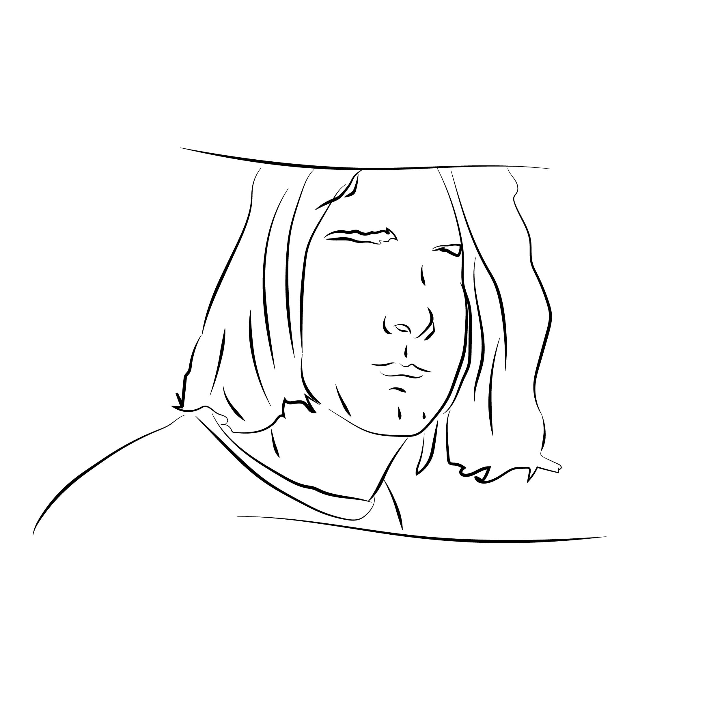 1 Kurt Cobain