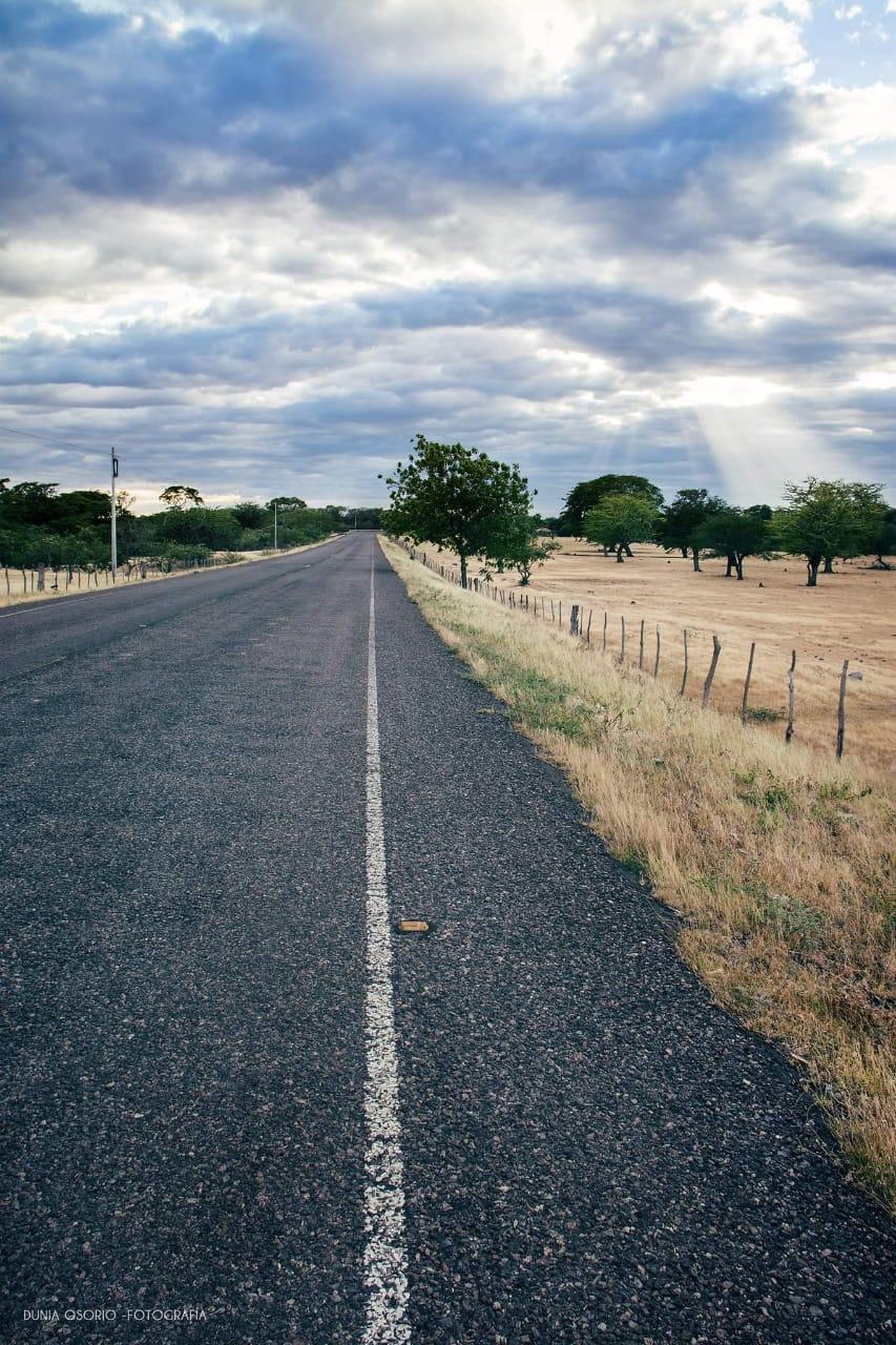 camino a orocuina, choluteca